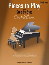 Pieces to Play - Book 4