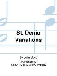 St. Denio Variations