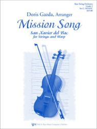 Mission Song (San Xavier Del Bac For Strings & Harp)