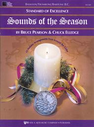 Standard of Excellence: Sounds of the Season-Bassoon/Trombone/Baritone B.C.