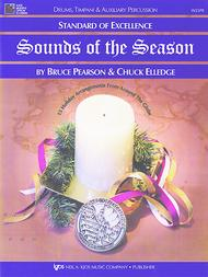 Standard of Excellence: Sounds of the Season-Drums, Timpani & Auxiliary Percussion