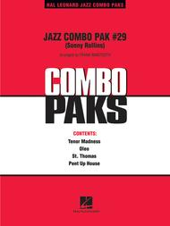 Jazz Combo Pak #29 (Sonny Rollins)