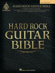 Hard Rock Guitar Bible - 2nd Edition