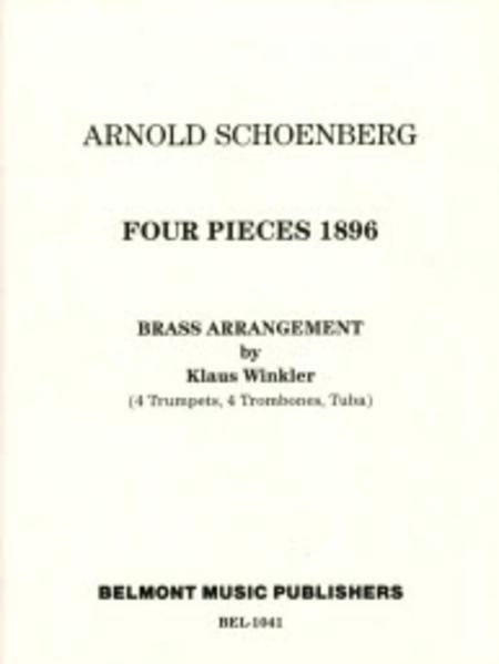 1896 Pieces for Brass Ensemble