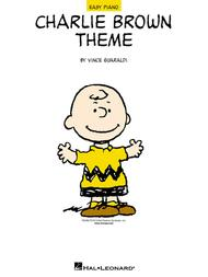 Charlie Brown Theme - Easy Piano