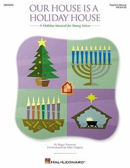 Our House Is a Holiday House - Reproducible Pak