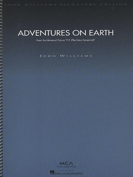 Adventures On Earth - Deluxe Score