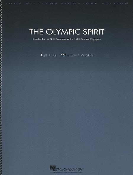The Olympic Spirit - Deluxe Score
