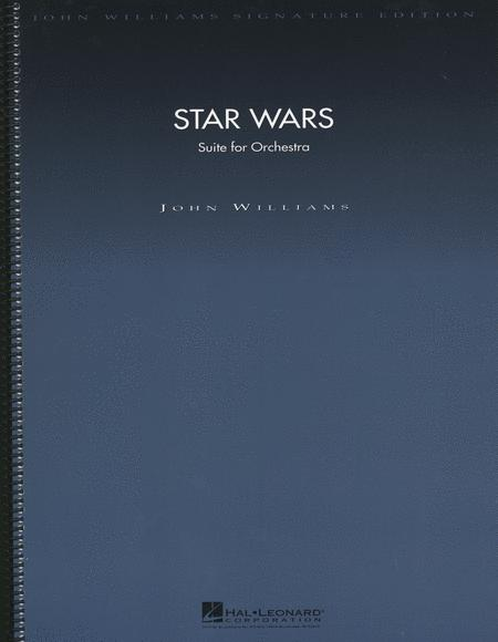 Star Wars (Suite for Orchestra) - Deluxe Score