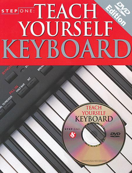 Step One: Teach Yourself Keyboard (Book and DVD)