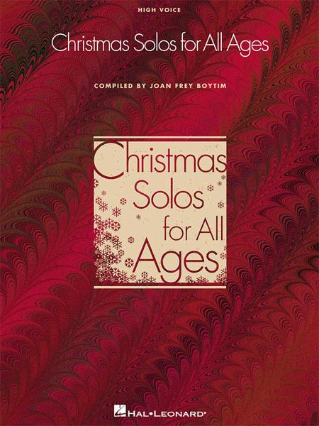Christmas Solos for All Ages - High Voice