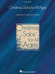 Christmas Solos for All Ages - Low Voice