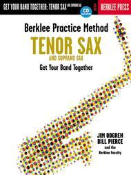Berklee Practice Method: Tenor Sax And Soprano Sax