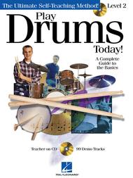 Play Drums Today! - Level 2