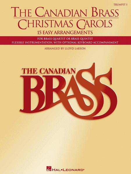 The Canadian Brass Christmas Carols - 1st Trumpet