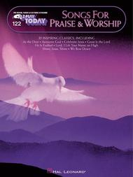 E-Z Play Today #122 - Songs for Praise & Worship