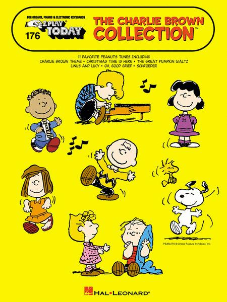 E-Z Play Today #176 - The Charlie Brown Collection