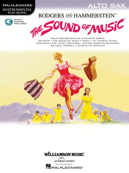 The Sound of Music - Instrumental Solos for Alto Sax (with CD)