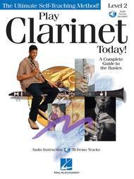 Play Clarinet Today!