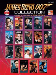 james bond 007 collection easy piano