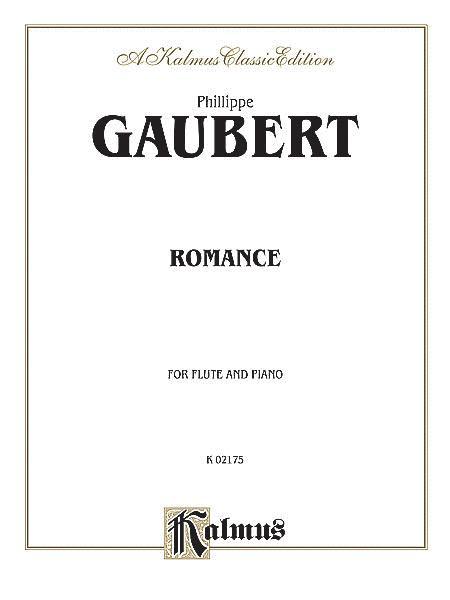 Romance For Flute & Piano