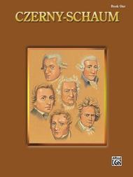 Czerny-Schaum, Book 1