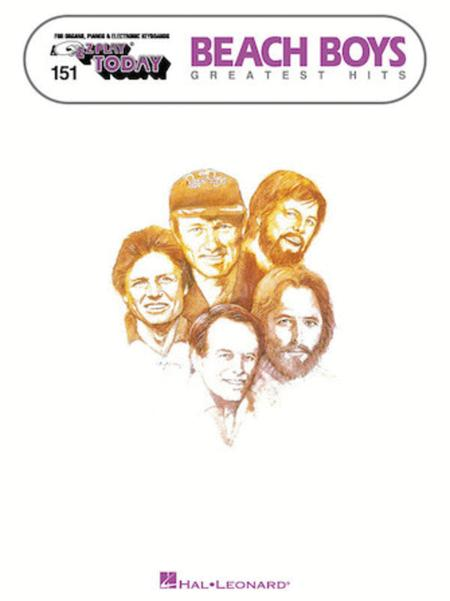E-Z Play Today #151 - Beach Boys Greatest Hits
