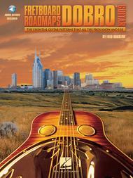Fretboard Roadmaps - Dobro(TM) Guitar
