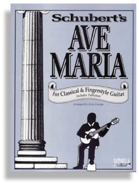 Ave Maria - Schubert for Classical Guitar