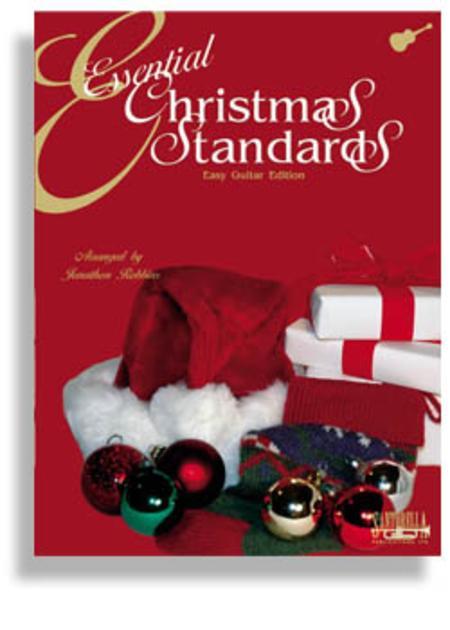 Essential Christmas Standards for Easy Guitar