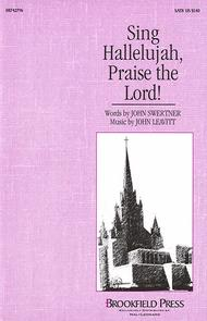 Sing Hallelujah, Praise the Lord!