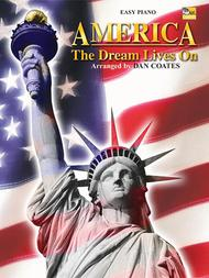 America The Dream Lives On - Easy Piano