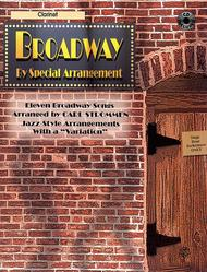 Broadway By Special Arrangement - Clarinet Part/CD