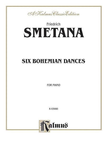 6 Bohemian Dances