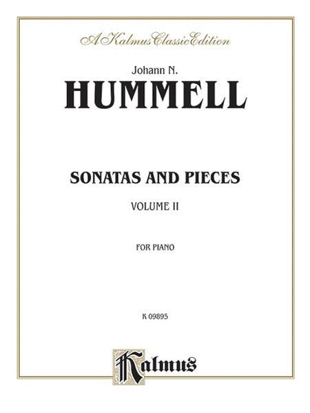 Sonatas and Pieces, Volume 2