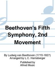 Beethovens Fifth Symphony 2nd Movement Sheet Music By