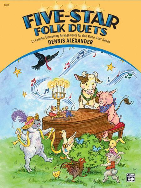 Five-Star Folk Duets