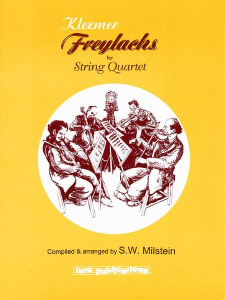 Klezmer Freylachs For String Quartet