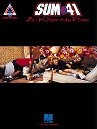 All Killer No Filler   BySum 41