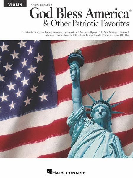 God Bless America & Other Patriotic Favorites - Violin