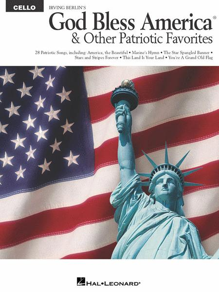 God Bless America & Other Patriotic Favorites - Cello