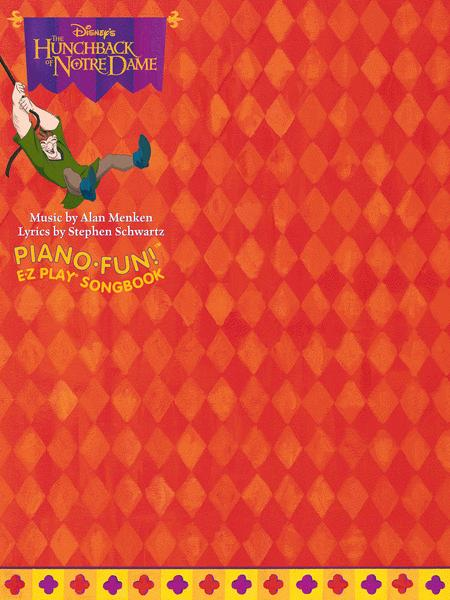 Hunchback Piano Fun Book Only