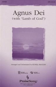 Agnus Dei (with 'Lamb of God')