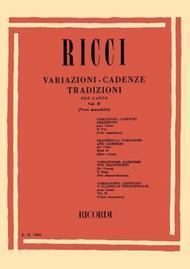 Variations and Cadenzas of Rossini - Appendix No. 2