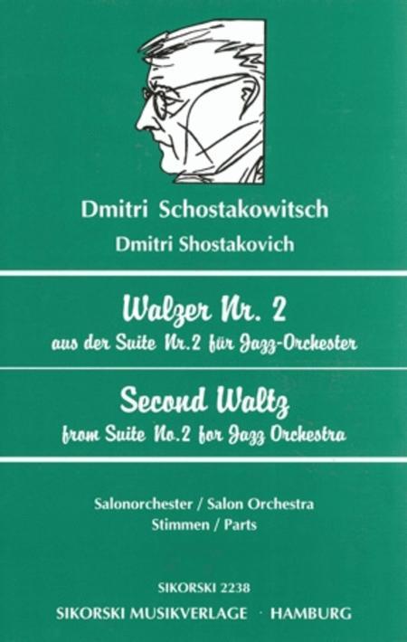 Second Waltz (from Jazz Suite No. 2)