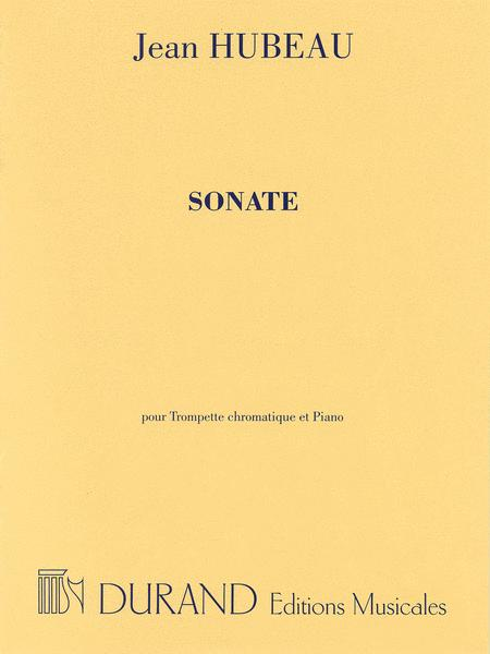 Sonate for C Trumpet and Piano