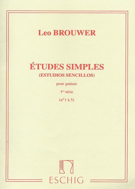 Etudes Simples - Volume 1