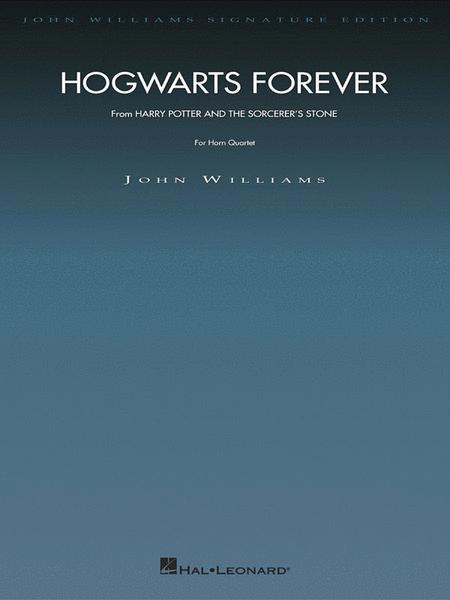 Hogwarts Forever - For Horn Quartet