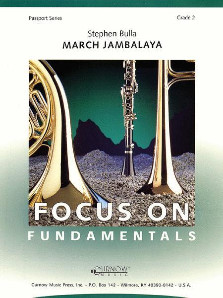March Jambalaya