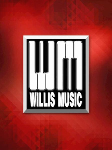Second Piano Accompaniments to First Grade Etudes